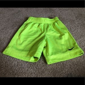 Nike Mesh Shorts with Lining